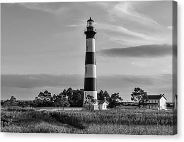 Bodie Island Light Station Canvas Print by Gregg Southard