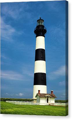 Bodie Island Lighthouse Canvas Print by Andrew Soundarajan