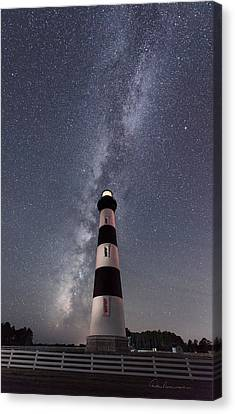 Bodie Milky Way 1326 Canvas Print by Dan Beauvais