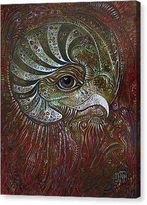 Bogomils Avatar Revisited Canvas Print