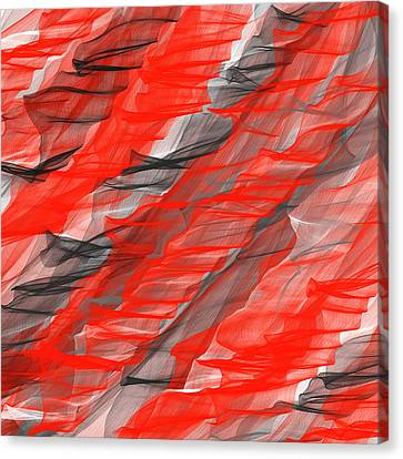 Bold And Dramatic Canvas Print by Lourry Legarde