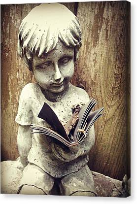 Canvas Print - Book Boy by Brynn Ditsche