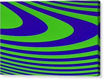 Boomerang Canvas Print by Carolyn Marshall