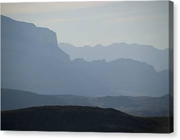 Boquillos Canyon Canvas Print by Kevin Bain