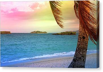 Boracay Philippians 6 Canvas Print by Mark Ashkenazi