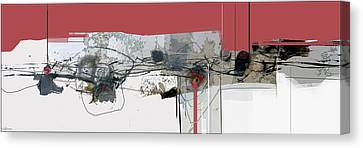 Canvas Print - Borders by Dale Witherow