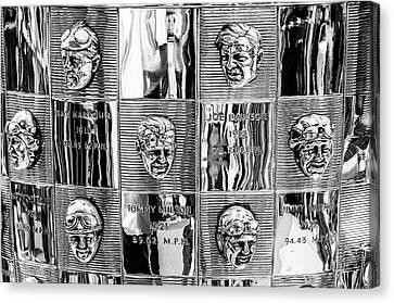 Borg-warner Trophy Canvas Print