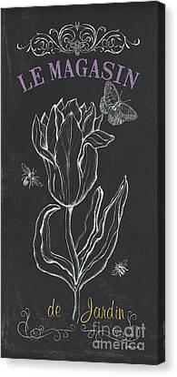 Bortanique 4 Canvas Print