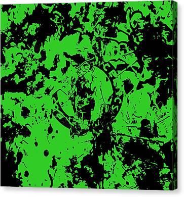 Boston Celtics 1a Canvas Print