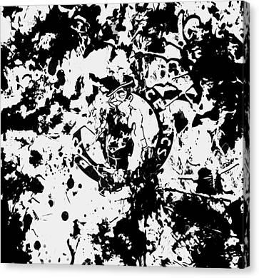 Boston Celtics 1d Canvas Print