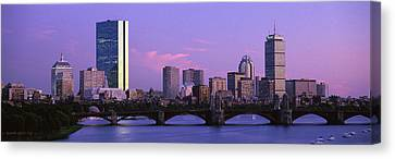 Boston Ma Canvas Print by Panoramic Images