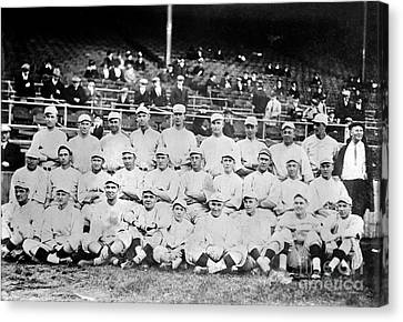 Boston Red Sox, 1916 Canvas Print by Granger