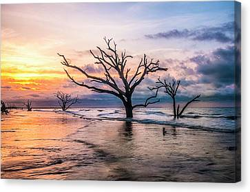Botany Bay Dawn Canvas Print