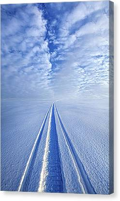 Canvas Print featuring the photograph Boundless Infinitude by Phil Koch