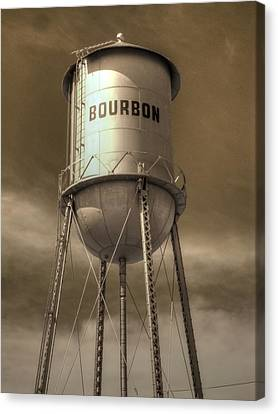 Bourbon Canvas Print by Jane Linders