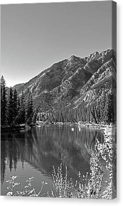 Bow River No. 2-2 Canvas Print