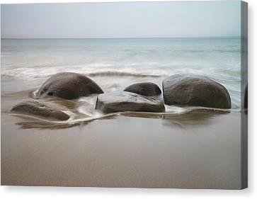 Bowling Ball Beach Canvas Print