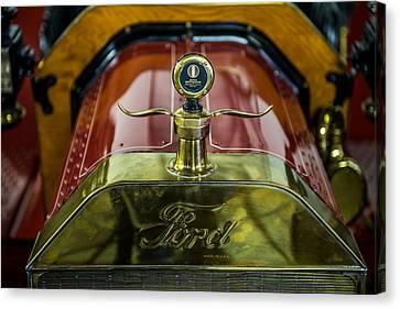 Boyce Motometer Canvas Print by Paul Freidlund