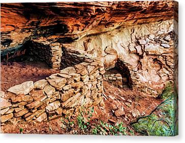 Boynton Canyon 08-012 Canvas Print