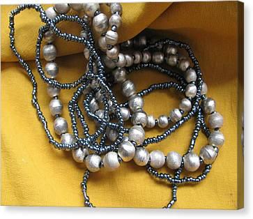 Bracelets Canvas Print by Lindie Racz