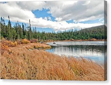 Brainard Lake Colorado Canvas Print by James Steele