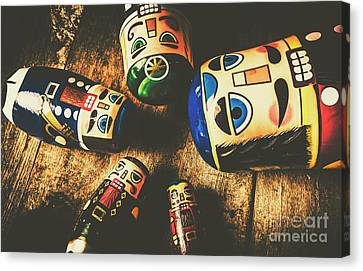 Brainstorming Game Canvas Print by Jorgo Photography - Wall Art Gallery