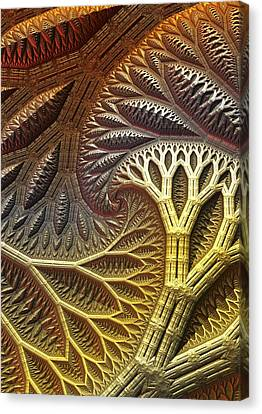 Branching Out Canvas Print by Lyle Hatch