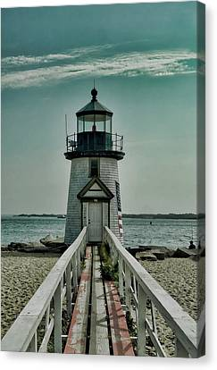 Brants Point Lighthouse Canvas Print