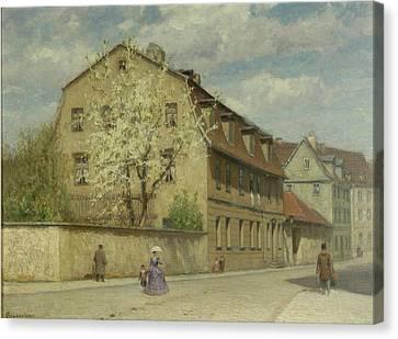 Braune Weimar Canvas Print
