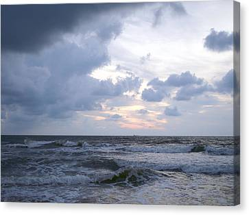 Break Of Day Canvas Print