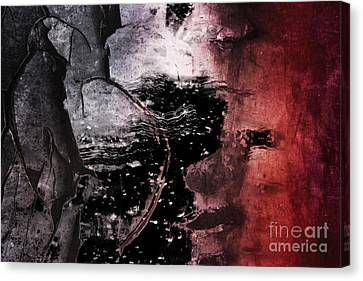 Break Through Canvas Print by Az Jackson