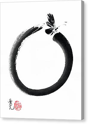Breaking Out Canvas Print by Oiyee At Oystudio