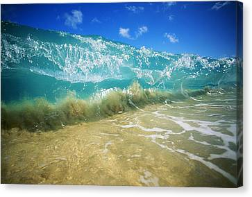 Breaking Wave Canvas Print by Vince Cavataio - Printscapes