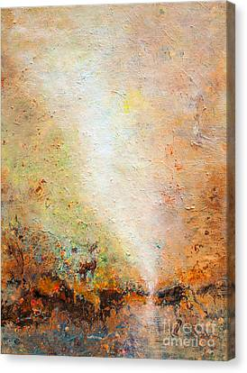 Breath Of Life Canvas Print by Korrine Holt