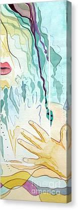 Breathe Canvas Print by Diana Bursztein