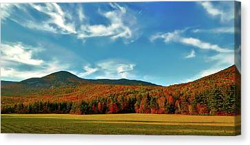 Breathtaking Autumn  Canvas Print by Andy
