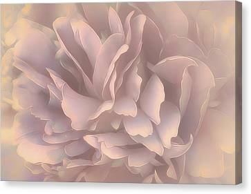 Canvas Print featuring the photograph Breeze In Pastel Pearl by Darlene Kwiatkowski