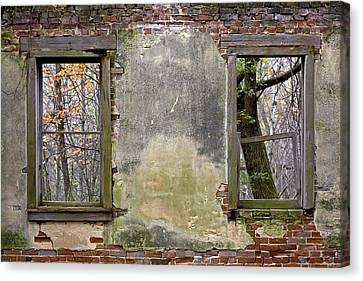 Old Window Frames Canvas Prints Page 28 Of 52 Fine Art America