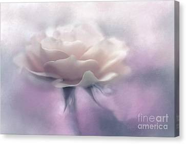Bridesmaid Rose Canvas Print