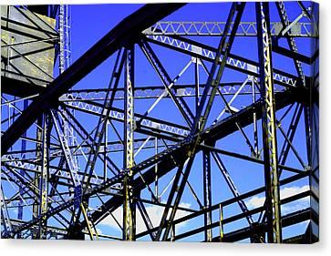 Bridge  Frame -  Ver. 1 Canvas Print
