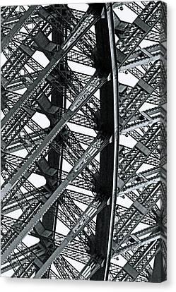Bridge No. 7-1 Canvas Print