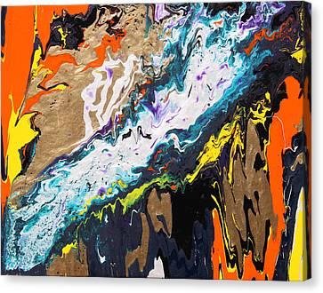 Bridge Canvas Print by Ralph White