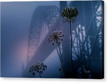 Bridge Scape Canvas Print