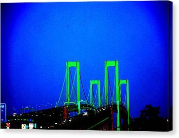 Bridges 2x2010b Canvas Print