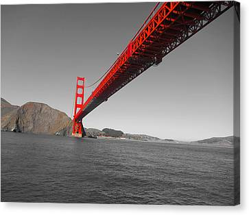 Bridgeworks Canvas Print