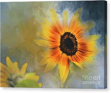 Brighter Than Sunshine Canvas Print