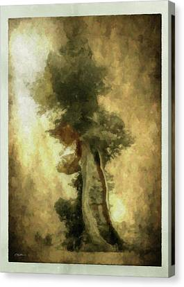 Bristlecone Pine Canvas Print by Kathie Miller