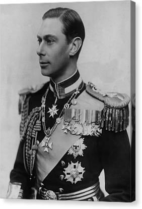 Eht10 Canvas Print - British Royalty. Prince George, Duke by Everett