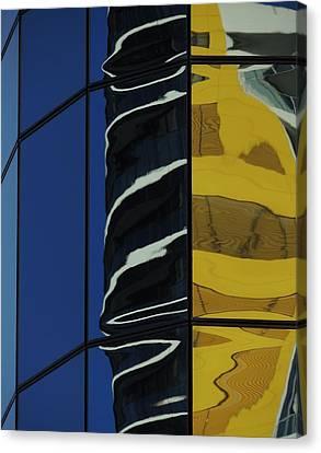 Broadbeach Reflections 2 Canvas Print