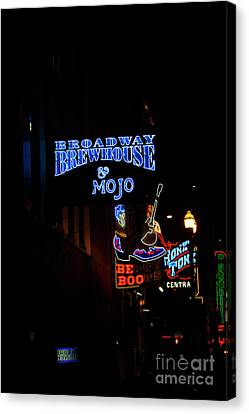 Broadway Brewhouse Canvas Print